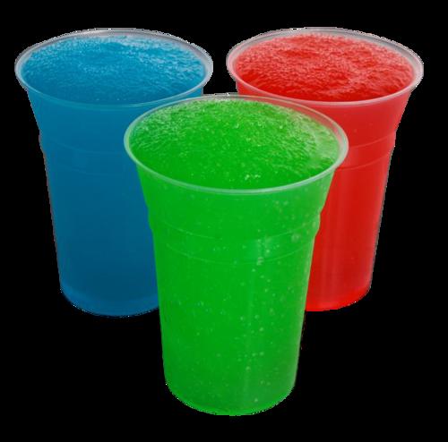 Plastikglas